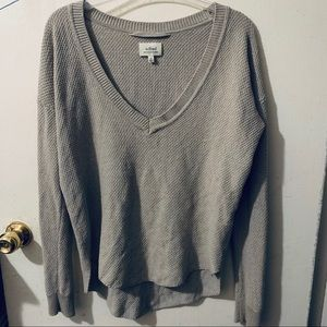 Wilfred Sweater with Silk and Cashmere